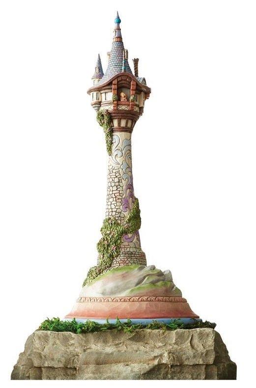 Pré-commande! Disney - Raiponce : Statuette Enesco Rapunzel