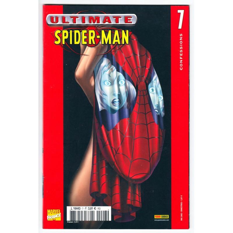 Comics - Marvel Ultimate : Spider-Man (1° Série) N° 7