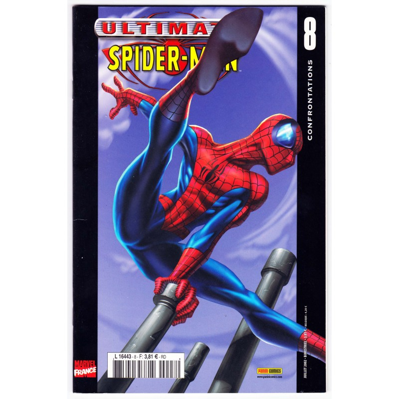 Comics - Marvel Ultimate : Spider-Man (1° Série) N° 8