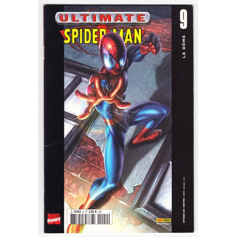 Comics - Marvel Ultimate : Spider-Man (1° Série) N° 9