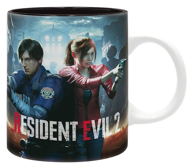 Biohazard - Resident Evil 2 : Mug en céramique