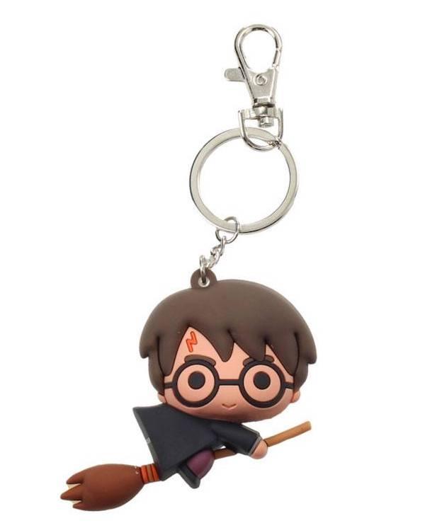 Warner Bros - Harry Potter : Porte clé Harry nimbus
