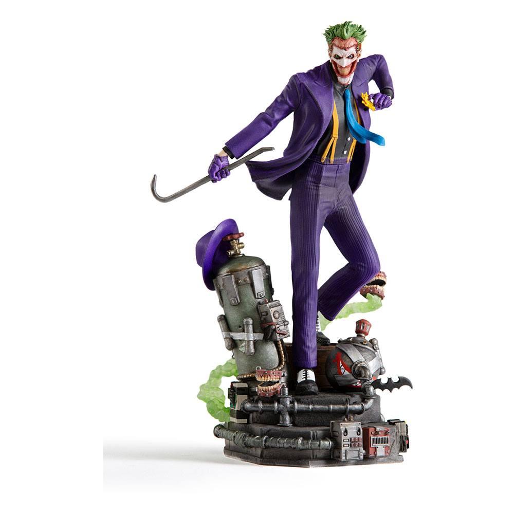 Pré-commande ! DC Comics - The Joker : Statuette Deluxe Art