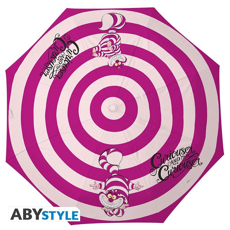 Disney - Alice au pays des merveilles : Parapluie Cheshire Cat