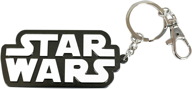 Star Wars - SD toys - Porte-clé Logo Star Métal
