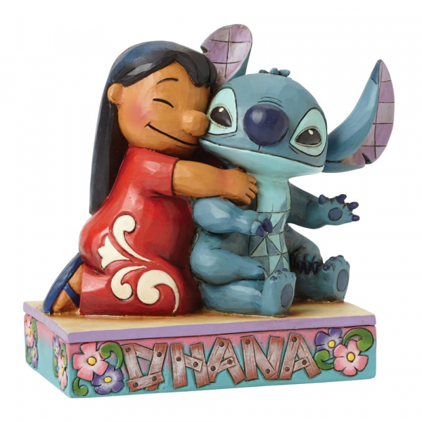 Disney Traditions - Lilo et Stitch : Figurine Ohana