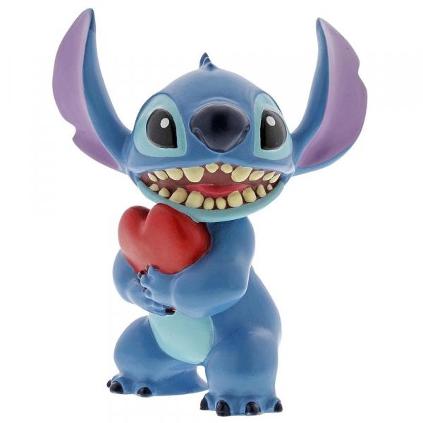 Disney Traditions - Lilo et Stitch : Figurine Stitch heart