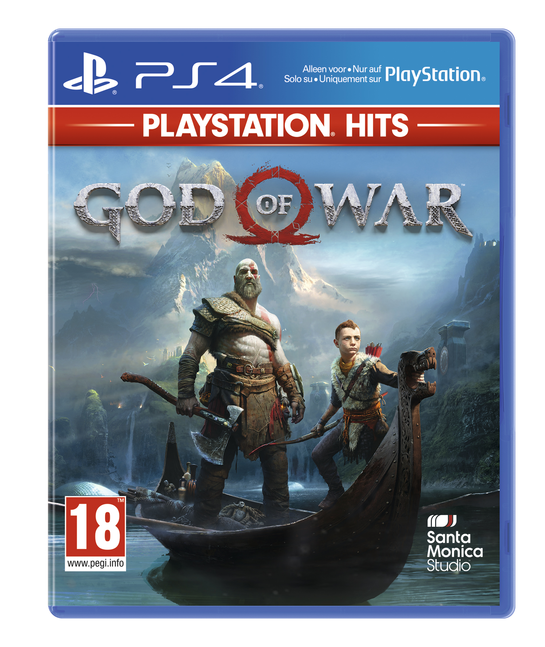 GOD OF WAR HITS (PS4 ONLY)