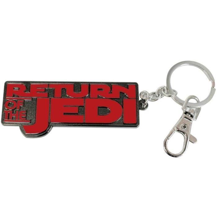 Star Wars - Porte-clé Logo Retour du Jedi : Métal