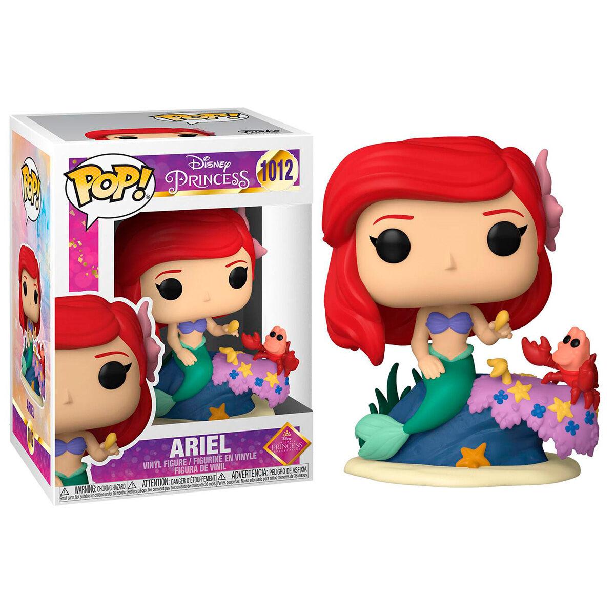 Disney Princess - Bobble Head Funko Pop N°1012 : Ultimate Princess Ariel
