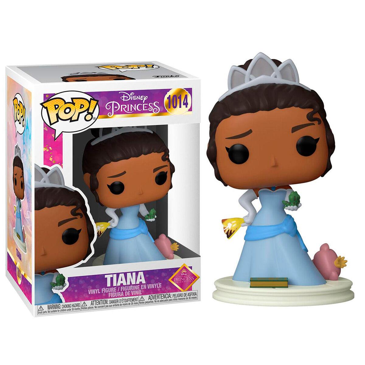 Disney Princess - Bobble Head Funko Pop N°1014 : Ultimate Princess Tiana