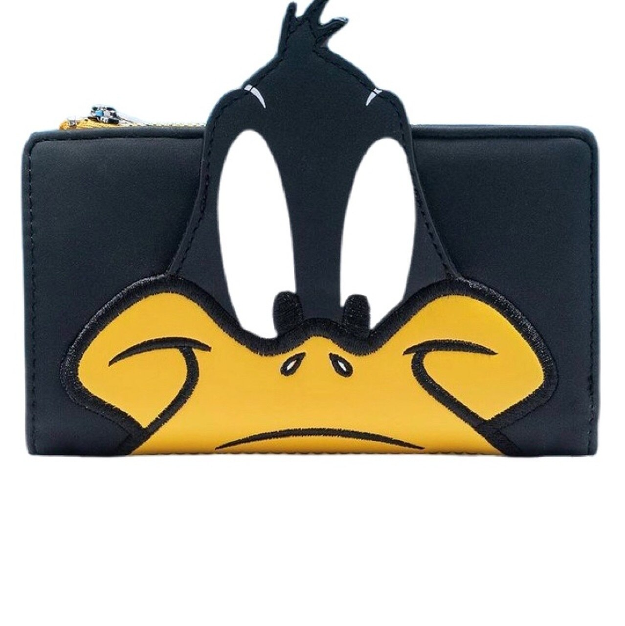 Looney Tunes - Loungefly : Porte feuille Daffy Duck