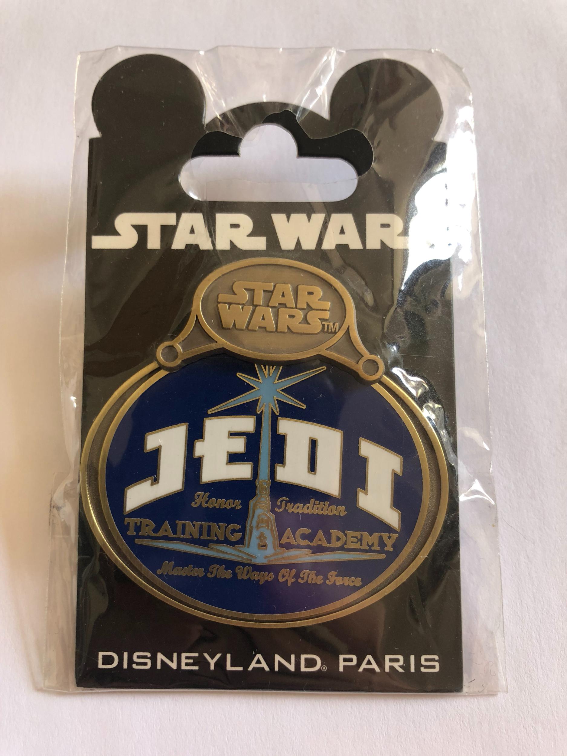 Star Wars : Pin\'s Jedi Training Academy OE