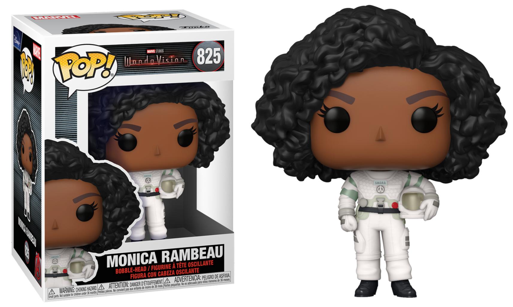 WandaVision - Bobble Head Funko POP N°825 : Monica Rambeau