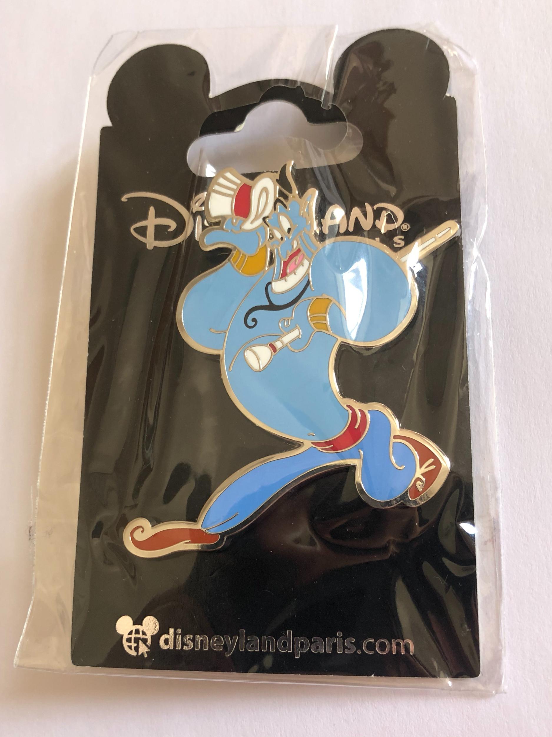 Disney - ALADDIN : Pin\'s Genie OE