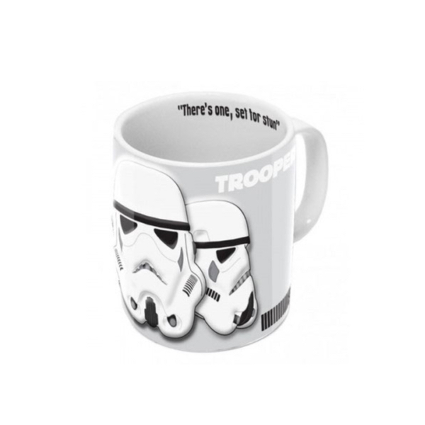 STAR WARS : Mug Stormtrooper 2D