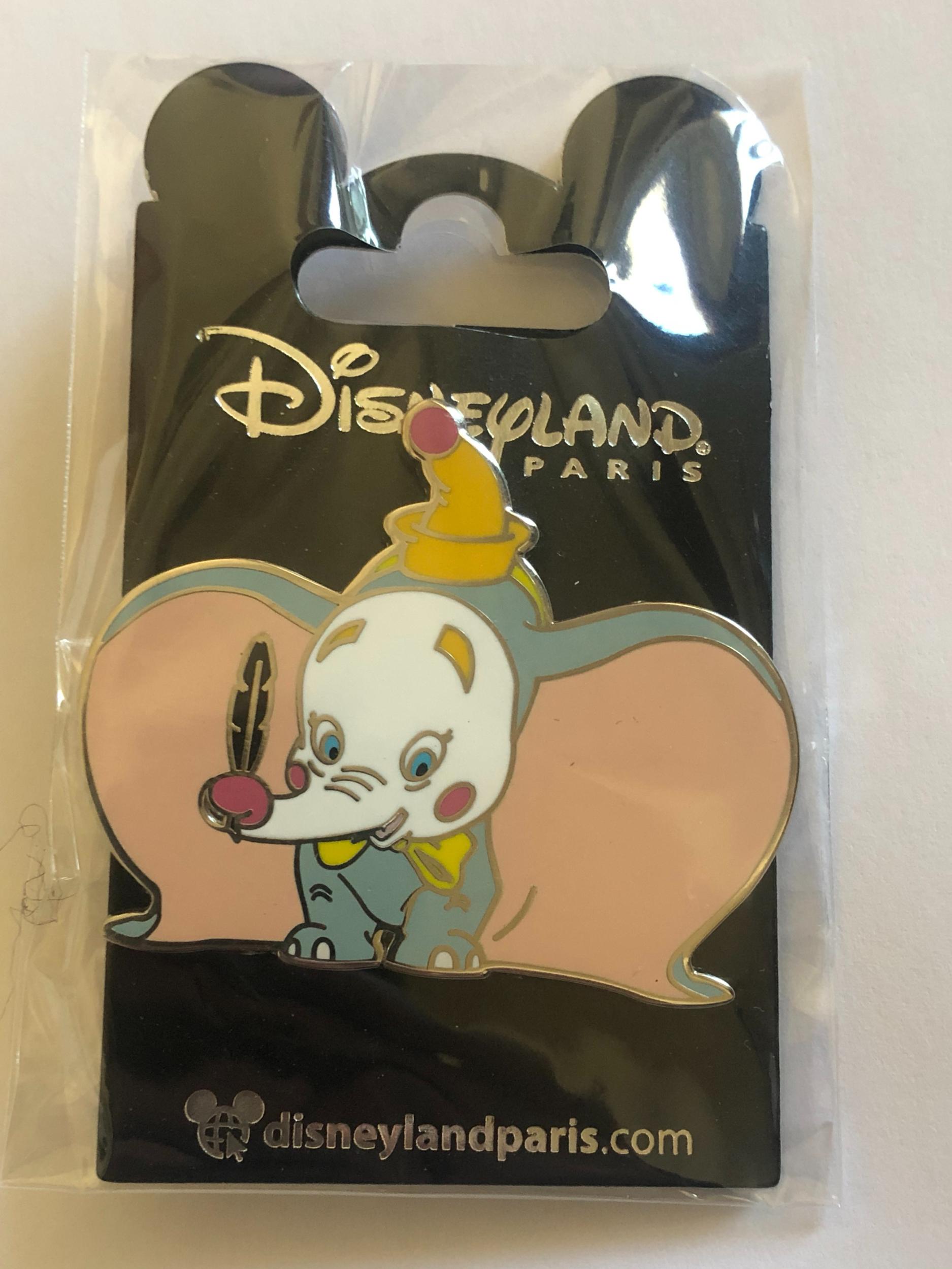 Disney - DUMBO - Pin\'s Dumbo clown OE