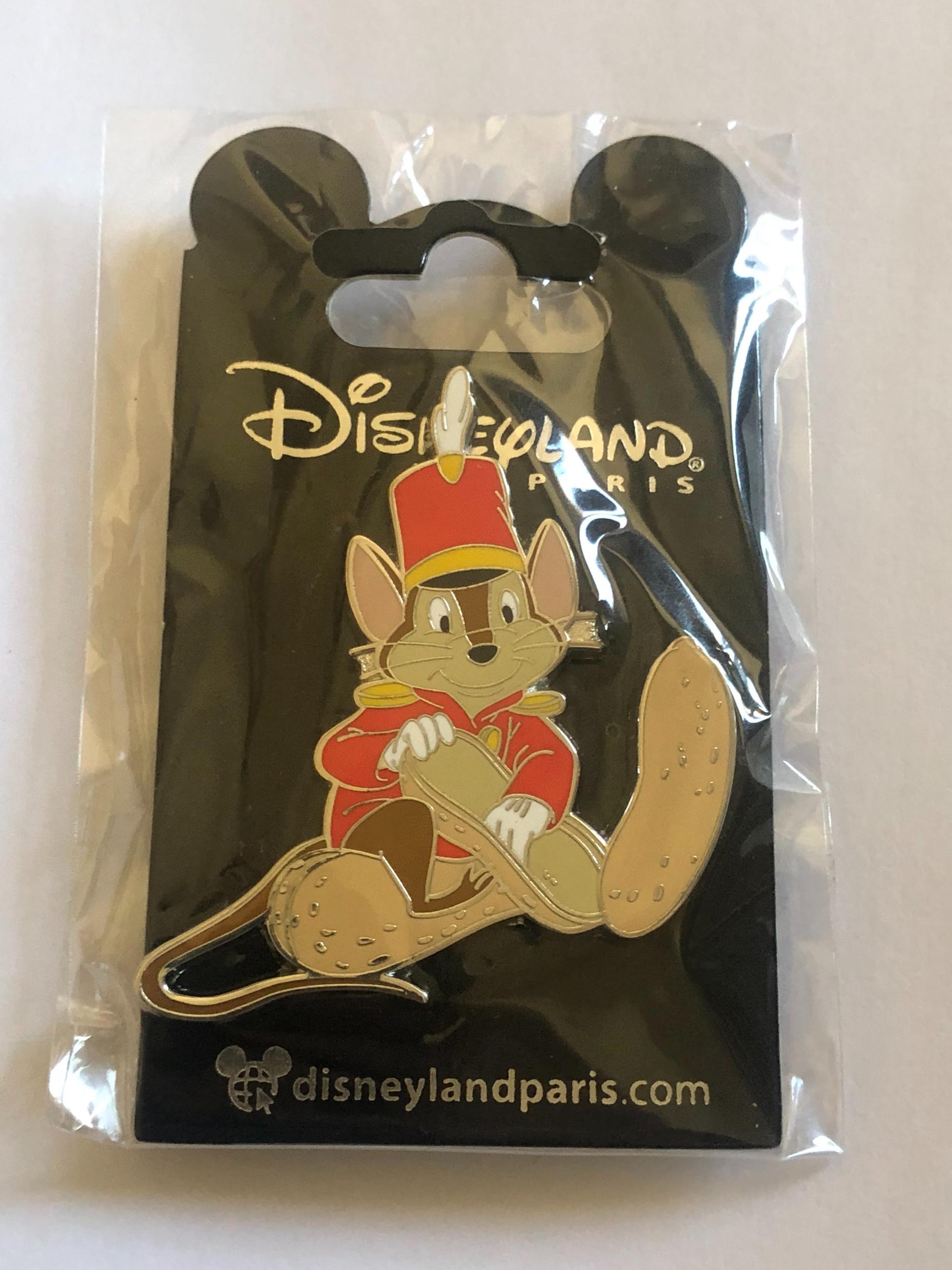 Disney - DUMBO - Pin\'s Timothy OE
