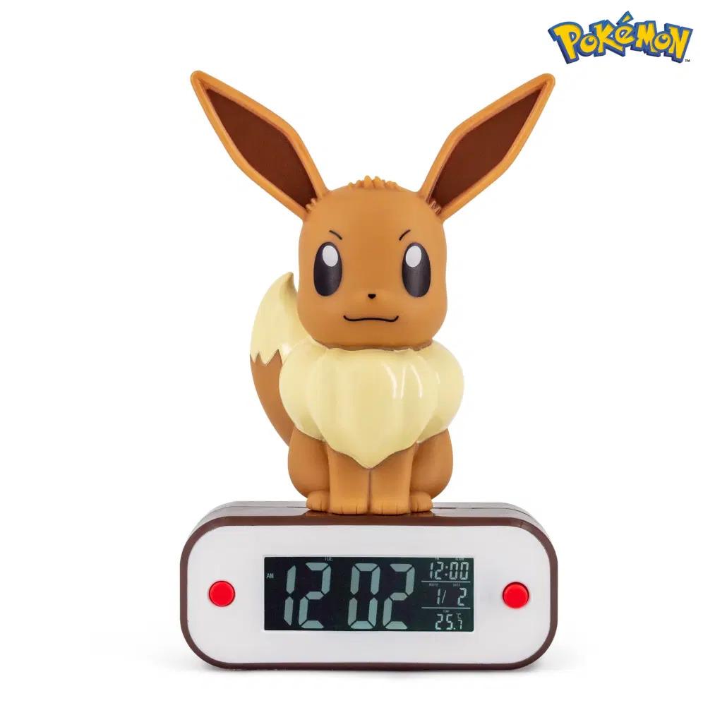 Pokémon - Réveil avec lampe : Evoli
