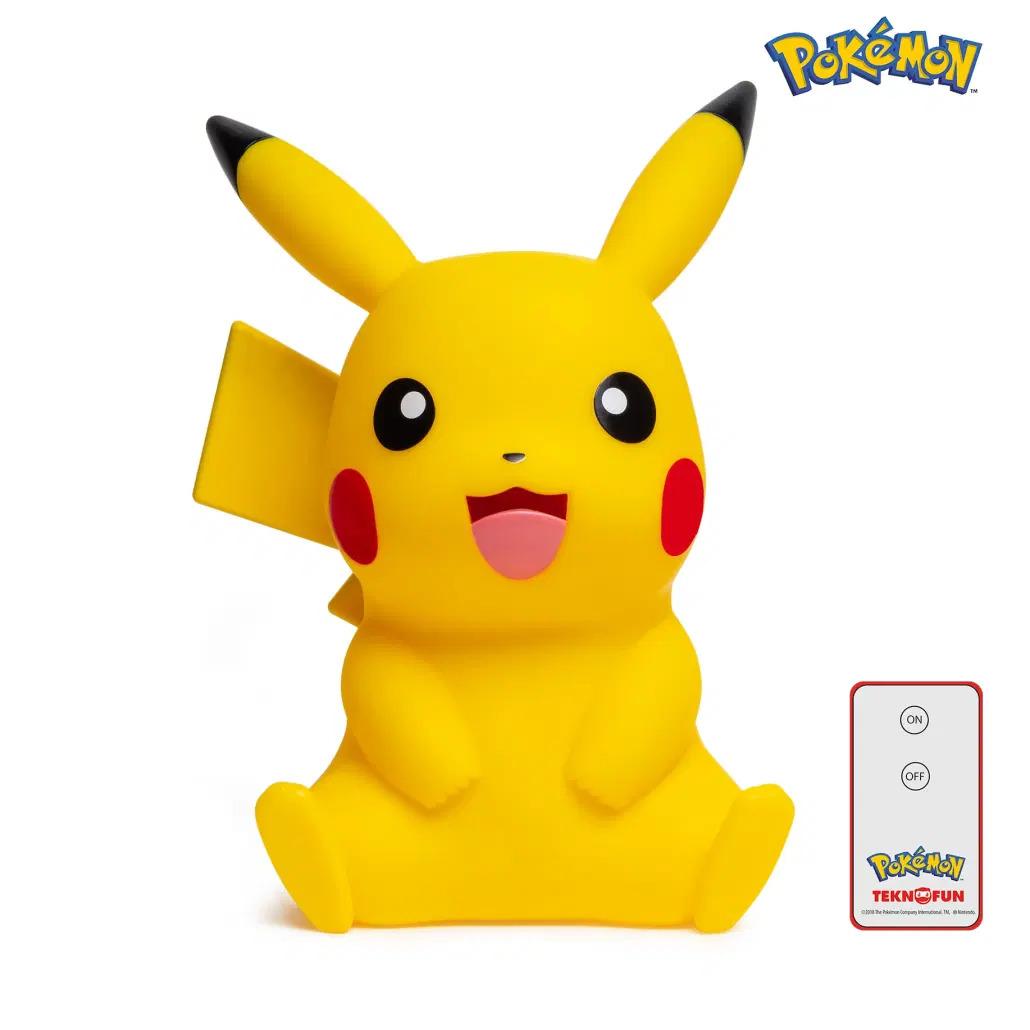 Pokémon - Lampe LED : Pikachu assis