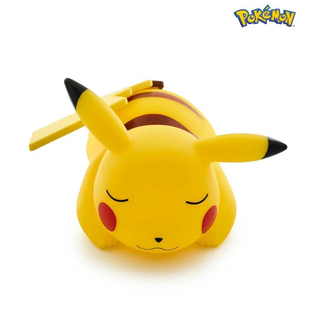 Pokémon - Lampe LED : Pikachu couché