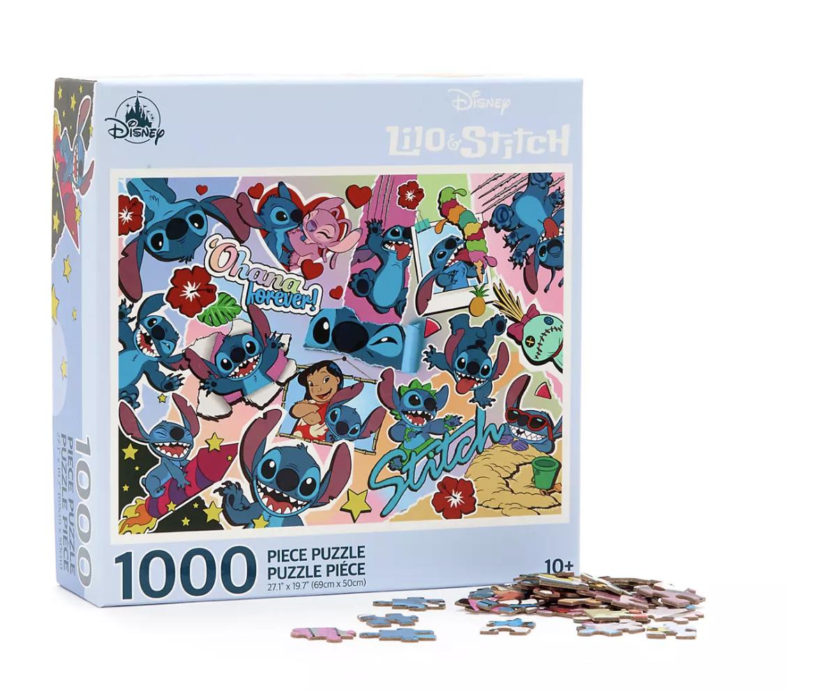 Disney - Lilo et Stitch : Puzzle 100 pièces