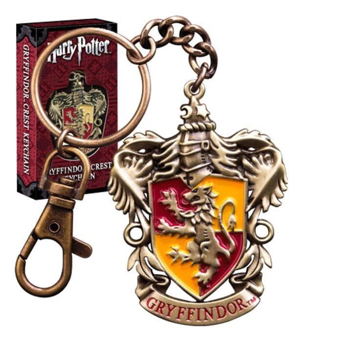 HARRY POTTER : Porte clé Gryffondor