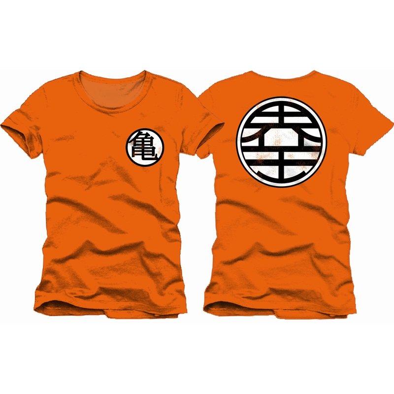 Dragon Ball Z - T-Shirt DBZ Symbols