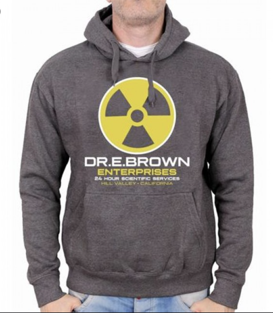 BACK TO THE FUTURE - SWEAT DR. E. BROWN