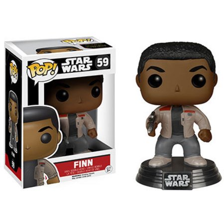 STAR WARS 7 - BOBBLE HEAD POP N° 59 - FINN