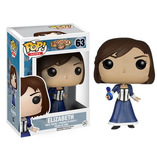 Bioshock Infinite - Bobble Head Funko Pop N° 63 : Elizabeth