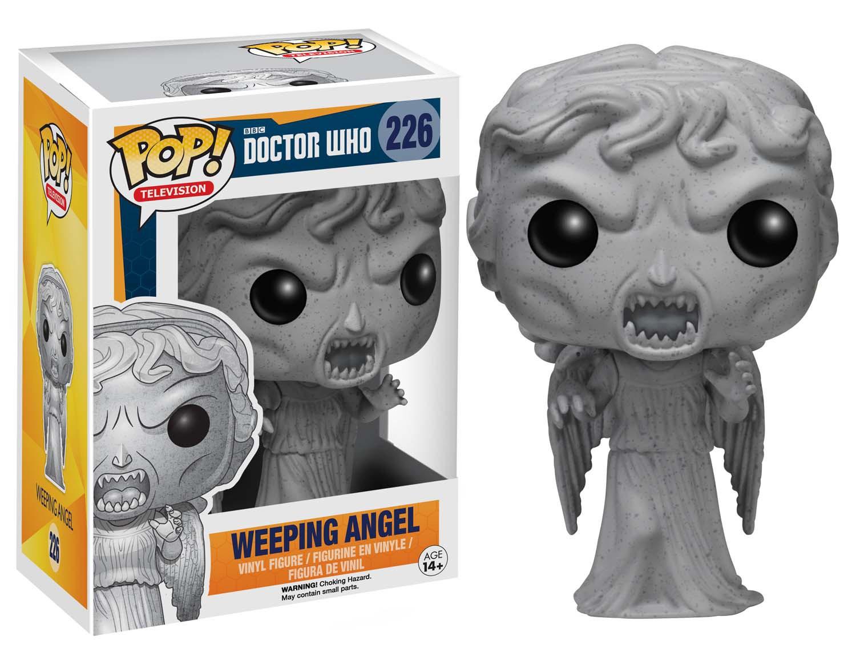 DOCTOR WHO - BOBBLE HEAD POP N° 226 : WEEPING ANGEL