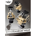 disney d-select mickey mouse steamboat willie