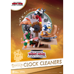 D-STAGE MICKEY MOUSE CLOCK CLEANERS