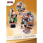 D-STAGE MICKEY MOUSE CLOCK CLEANERS 3