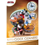 D-STAGE MICKEY MOUSE CLOCK CLEANERS 2