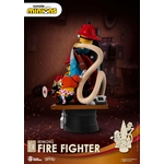 MINIONS - FIRE FIGHTER - DIORAMA D-STAGE 15CM 1