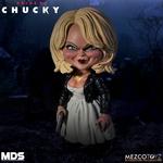 Bride of Chucky Tiffany Mezco Designer Series Figure a