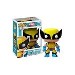 Marvel Comics POP! Vinyl Bobble Head Wolverine 10 cm
