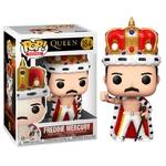 QUEEN - BOBBLE HEAD POP N° 184 - FREDDIE MERCURY KING