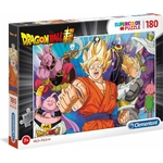 DRAGON BALL - SUPERCOLOR PUZZLE 180P 48.5X33.5CM