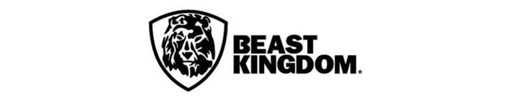 logo beast kingdom figurine figure