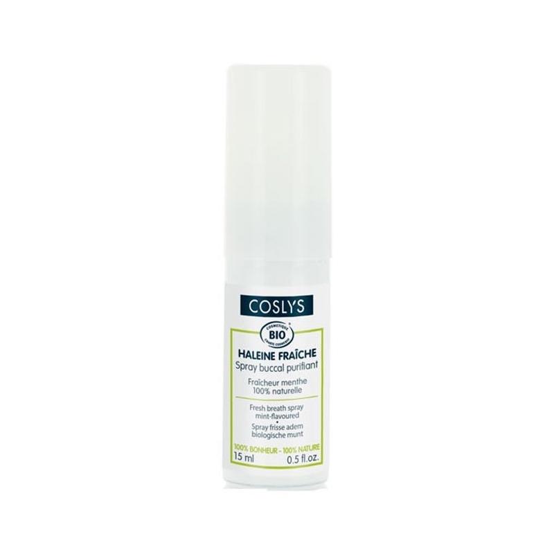COSLYS Spray haleine fraîche BIO - 15 ml