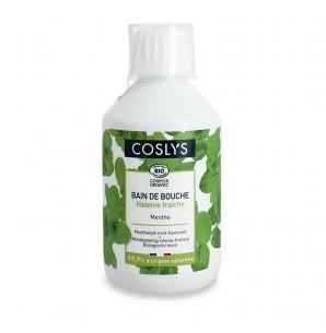 COSLYS Bain de bouche BIO - 250 ml