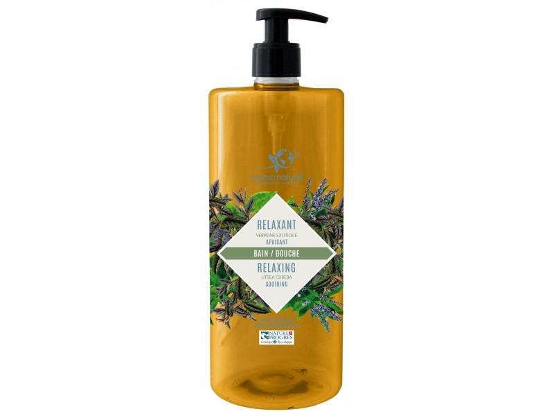 Cosmo naturel Bain & douche Relaxant : Verveine exotique Bio - 1 litre