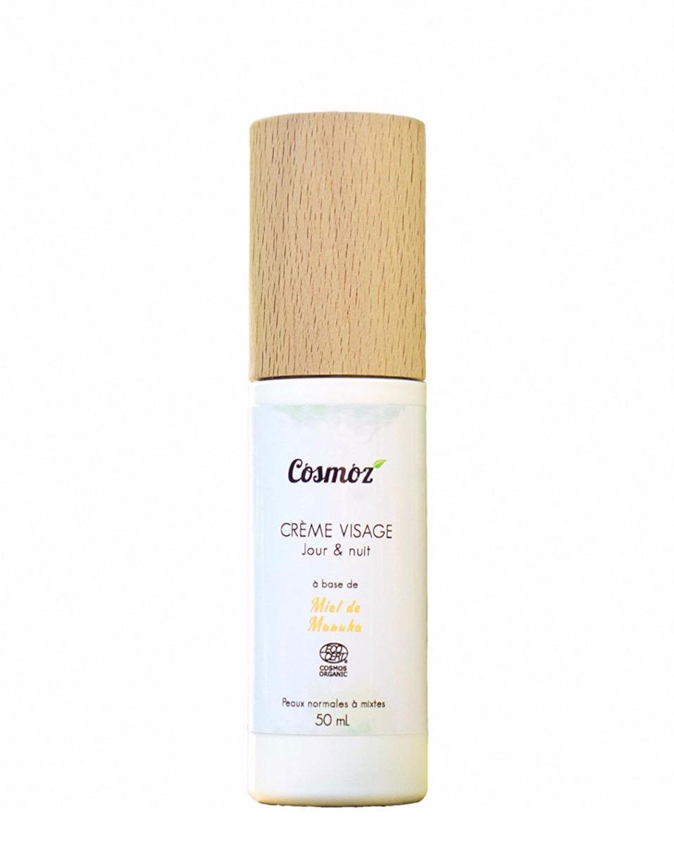 COSMOZ Crème visage jour & nuit BIO - 50 ml