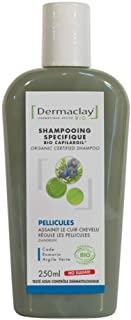 DERMACLAY Bio Capilargil: Traitant Pellicules Bio - 250 ml