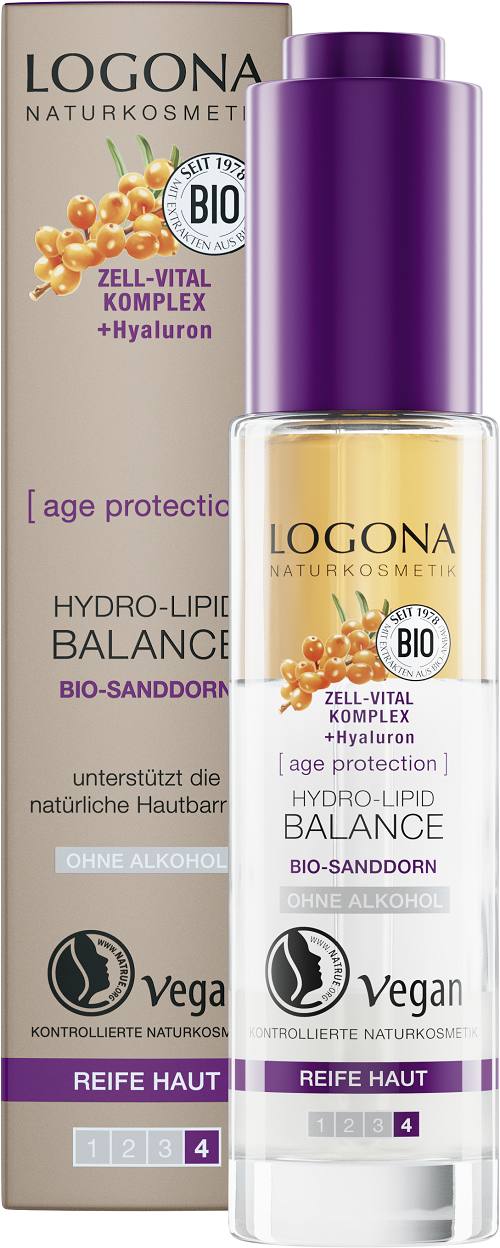 logona-hydro-lipid-balance-age-protection 30 ML