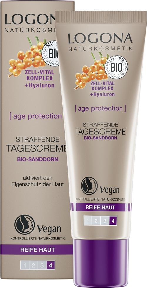 LOGONA Age protection, Crème de jour - 30 ml