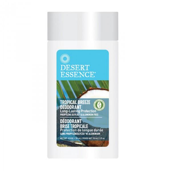 Desert Essence Déodorant Brise tropicale Stick 70 ml